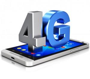 4G on phone