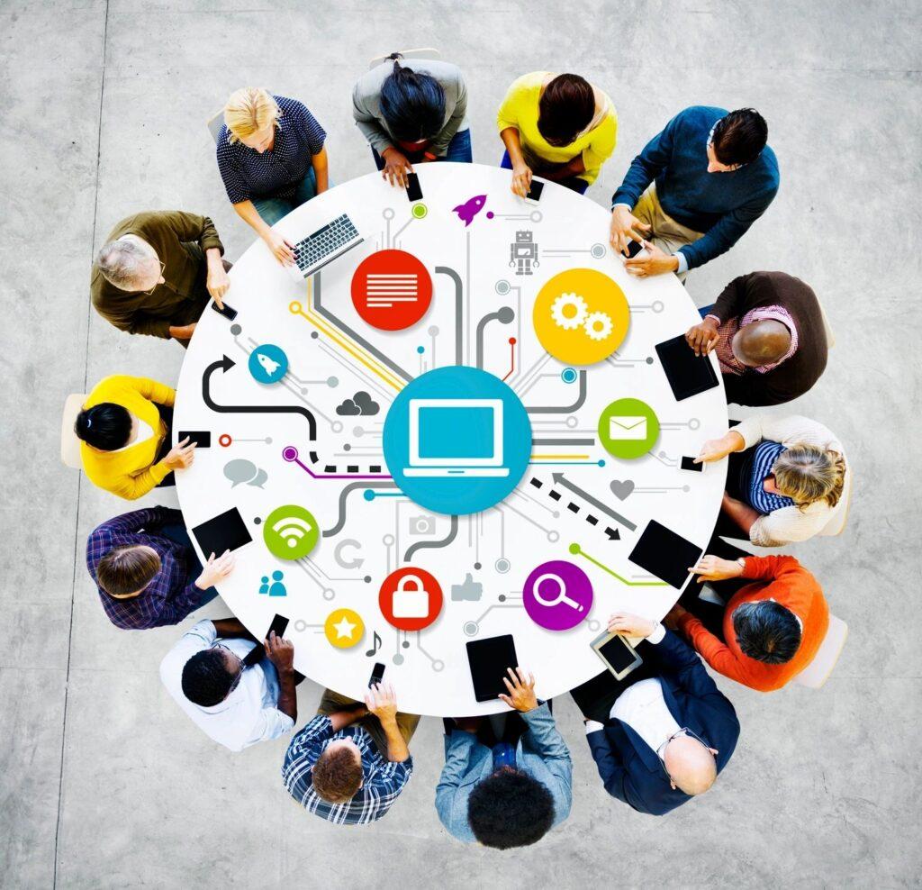 domain media - digitally native vertical brand network